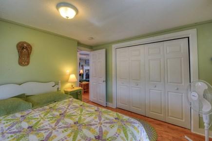 East Sandwich Cape Cod vacation rental - Bedroom on 1st Floor with Queen.