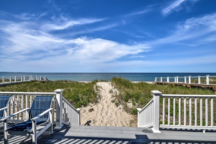 East Sandwich Cape Cod vacation rental - View from deck