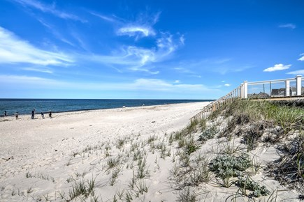 East Sandwich Cape Cod vacation rental - Beach