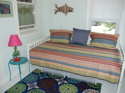 Eastham Cape Cod vacation rental - One of the two daybeds in sun room