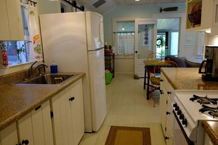 Eastham Cape Cod vacation rental - Convenient galley kitchen