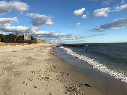 Chatham Cape Cod vacation rental - Private deeded beach just 150 yards away