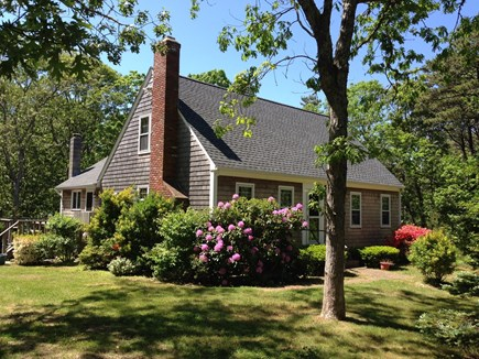 North Eastham Cape Cod vacation rental - Nauset Oaks, charming 4 bedroom, 2 1/2 bath Cape