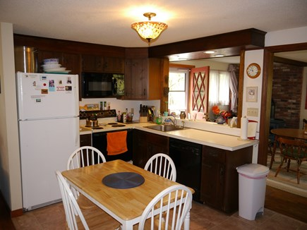 North Eastham Cape Cod vacation rental - Eat-in Kitchen
