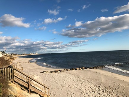 harwich Cape Cod vacation rental - Beautiful Atlantic Ave Beach 2.3 miles away