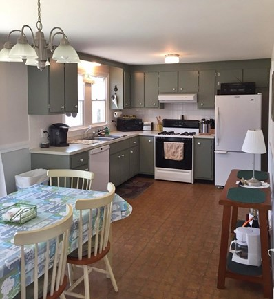 South Dennis Cape Cod vacation rental - Kitchen comes with everything you'll need to prepare a tasty meal