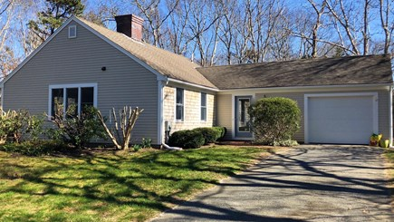 South Dennis Cape Cod vacation rental - The House