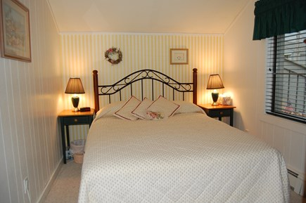 New Seabury, Stendahl Condominiums Cape Cod vacation rental - Master Bedroom, Queen Bed