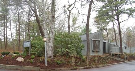 New Seabury, Stendahl Condominiums Cape Cod vacation rental - Entrance to Stendahl