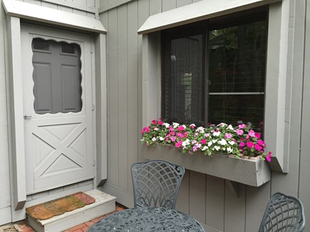 New Seabury, Stendahl Condominiums Cape Cod vacation rental - Front entrance