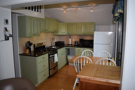 New Seabury, Stendahl Condominiums Cape Cod vacation rental - Kitchen, renovated in 2016