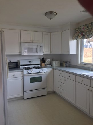 Sagamore Beach Sagamore Beach vacation rental - Kitchen with dishwasher , toaster oven and coffee pot.