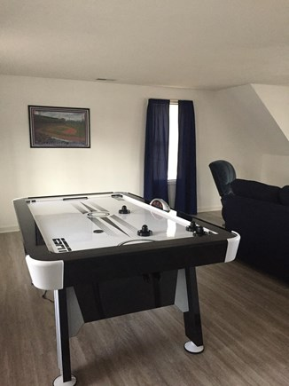 Sagamore Beach Sagamore Beach vacation rental - Air hockey table in upstairs family room