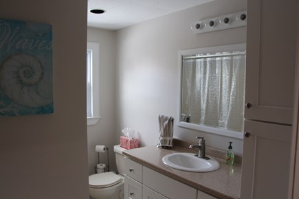 Bourne Cape Cod vacation rental - Updated bathroom