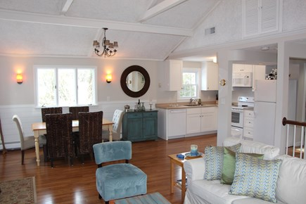 Bourne Cape Cod vacation rental - Open concept - bright and breezy