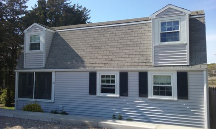 Bourne, Pocasset Cape Cod vacation rental - Front of house