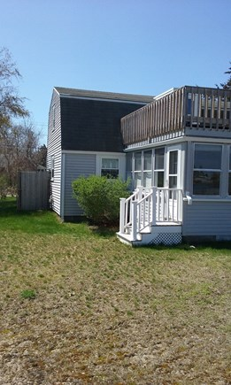 Bourne, Pocasset Cape Cod vacation rental - Unwind after a day at the beach on your personal roof deck