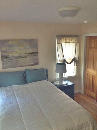 South Yarmouth Cape Cod vacation rental - Front bedroom with queen bed. Bright and Clean.