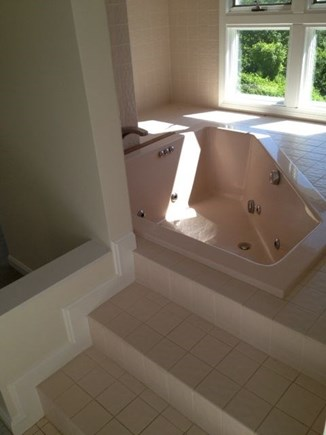Eastham Cape Cod vacation rental - Jacuzzi tub with dramatic views of the National Seashore