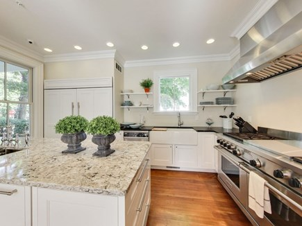 Harwich Port Center Cape Cod vacation rental - Chef's kitchen is a caterer's dream.Yours, too, if you cook.