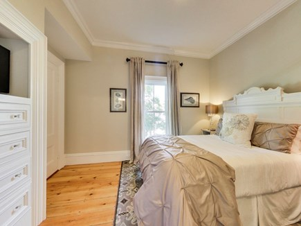 Harwich Port Center Cape Cod vacation rental - One of the six lavishly furnished and decorated bedrooms