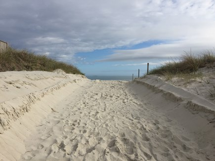 Harwich Port Cape Cod vacation rental - Nearby Sea Street Beach
