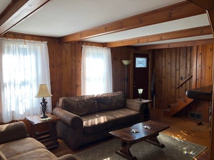 Brewster Cape Cod vacation rental - Living room area