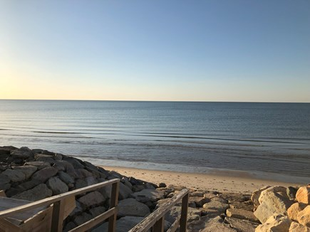 Brewster Cape Cod vacation rental - Halliday Acres private Bay beach just 1/10 mile away