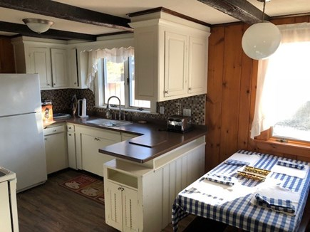 Brewster Cape Cod vacation rental - Kitchen and dining