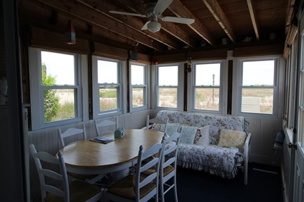 Truro Cape Cod vacation rental - Sunporch with Expansive Views