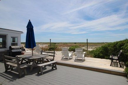 Truro Cape Cod vacation rental - Watch the Sunsets from the Deck
