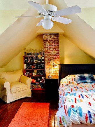 Brewster Cape Cod vacation rental - Bedroom with queen bed.