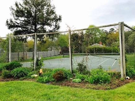 Brewster Cape Cod vacation rental - Tennis court.