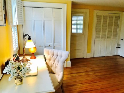 Brewster Cape Cod vacation rental - Home office.