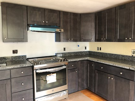 Wellfleet Cape Cod vacation rental - It is still a work in progress-this will be your nice new kitchen