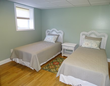 Falmouth Cape Cod vacation rental - Twin bedroom on lower level