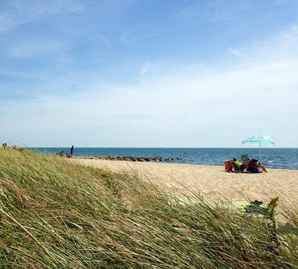 Falmouth Cape Cod vacation rental - Vast and gorgeous Bristol Beach - one mile away