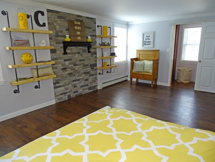 Falmouth Cape Cod vacation rental - Spacious master, showing walk in closet