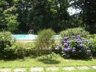 Falmouth Cape Cod vacation rental - Another view of the pool