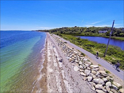 Falmouth Cape Cod vacation rental - The Shining Sea Bike Path is amazing, and right around the corner