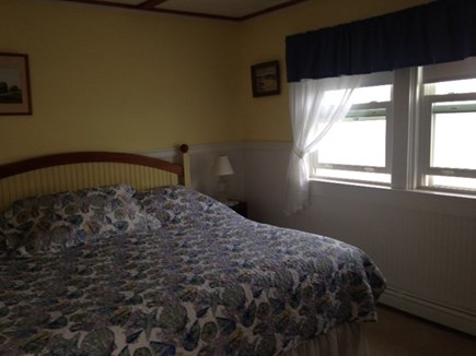 Bourne Cape Cod vacation rental - Waterfront king bedroom.Wake up hearing waves and the bell buoys!