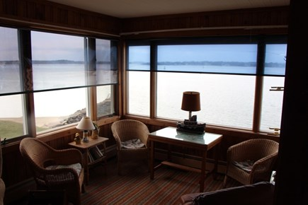 Bourne Cape Cod vacation rental - Watch boats,yachts, tugs, and ships come through, and sunsets!