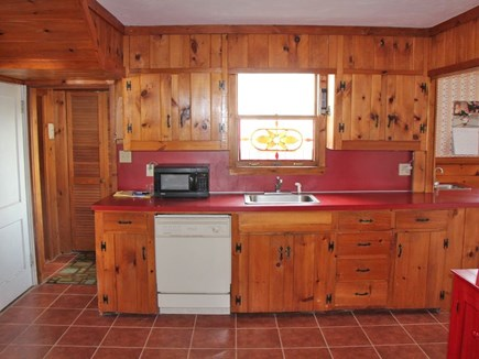 Bourne Cape Cod vacation rental - Fully stocked kitchen; kuerig; washer and dryer off of kitchen