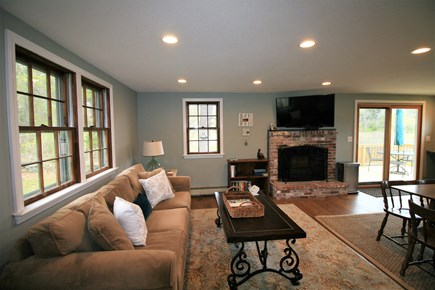 Orleans Cape Cod vacation rental - Another view of the living room