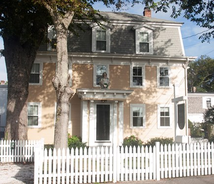 Provincetown Cape Cod vacation rental - The historic Figurehead House in the East End.