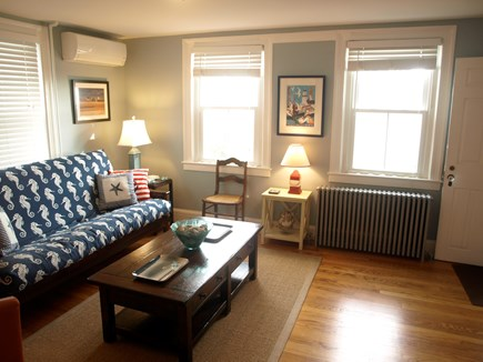 Provincetown Cape Cod vacation rental - Living Room with plenty of sun.