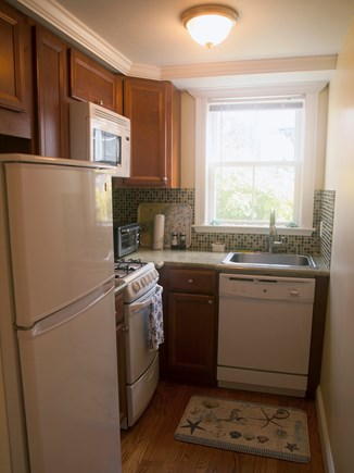 Provincetown Cape Cod vacation rental - Fully-equipped kitchen.