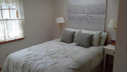 South Dennis Cape Cod vacation rental - Master Bedroom with queen.