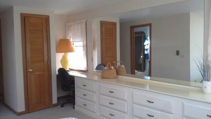 South Dennis Cape Cod vacation rental - Master bedroom.