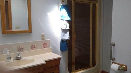 South Dennis Cape Cod vacation rental - En suite in the master bedroom.